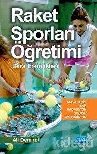 Raket Sporları Öğretimi - Ders Etkinlikleri