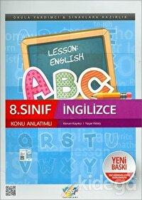 8. Sınıf İngilizce Konu Anlatımlı
