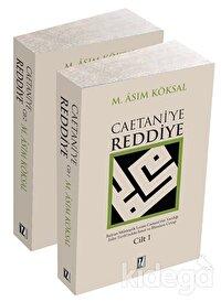 Caetani'ye Reddiye (2 Kitap Takım)