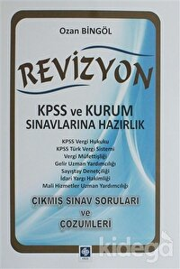 Revizyon - KPSS ve Kurum Sınavlarına Hazırlık