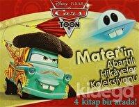 Mater'in Abartılı Hikayeler Koleksiyonu (4 Kitap Takım)