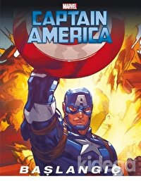 Marvel Captain America: Başlangıç