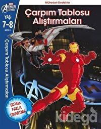 Marvel Avengers Assemble - Çarpım Tablosu Alıştırmaları