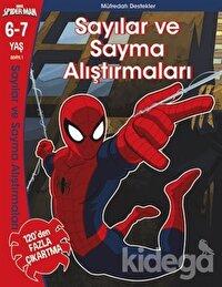 Marvel Spider-Man Sayılar ve Sayma Alıştırmaları