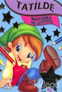 Tatilde - Boyama ve Aktivite