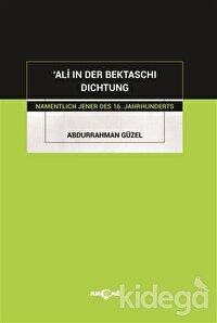 'Ali in Der Bektaschi Dichtung