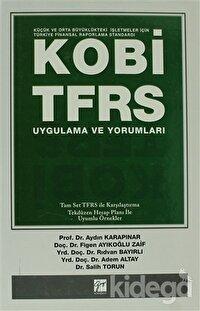 KOBİ - TFRS Uygulama ve Yorumları