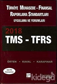 Türkiye Muhasebe - Finansal Raporlama Standartları TMS - TFRS 2018