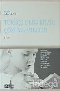 Türkçe Ders Kitabı Çözümlemeleri