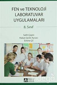 Fen ve Teknoloji Laboratuvar Uygulamaları 8. Sınıf