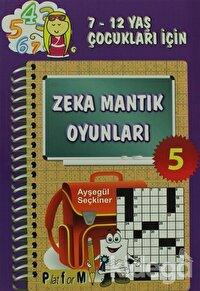 Zeka Mantık Oyunları 5