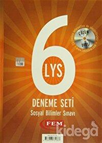 6 LYS Deneme Seti Sosyal Bilimler Sınavı
