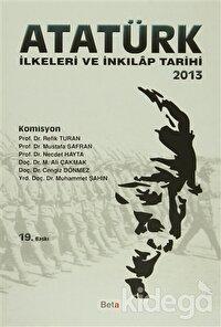 Atatürk İlkeleri Ve İnkılap Tarihi 2013