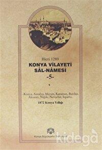 Konya Vilayet Sal-Namesi 5