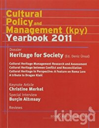 Cultural Policy and Management (KPY) Year Book 2011