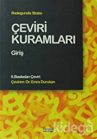 Çeviri Kuramları