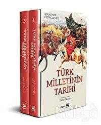 Türk Milletinin Tarihi (2 Kitap Takım Kutulu)