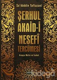 Şerhul Akaid-i Nesefi Tercümesi