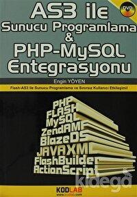 AS3 İle Sunucu Programlama ve PHP-MySQL Entegrasyonu