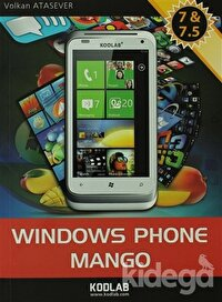 Windows Phone Mango 7 ve 7.5