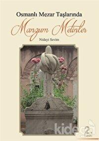 Osmanlı Mezar Taşlarında Manzum Metinler