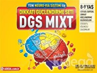 Adeda - DGS MIXT Dikkati Güçlendirme Seti  8-9 Yaş