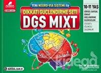 Adeda - DGS MIXT Dikkati Güçlendirme Seti  10-11 Yaş