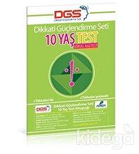 Adeda - DGS Dikkati Güçlendirme Seti 10 Yaş Test Görsel Algı Testi