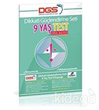 Adeda - DGS Dikkati Güçlendirme Seti 9 Yaş Test Görsel Algı Testi