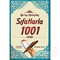 Kur'an-ı Kerim'den Sıfatlarla 1001 Cümle
