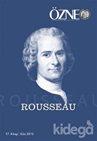 Özne 17. Kitap - Rousseau