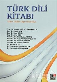 Türk Dili Kitabı