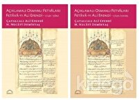 Açıklamalı Osmanlı Fetvaları Fetava-yı Ali Efendi (2 Cilt Takım)