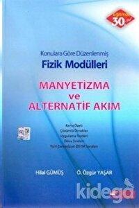 Manyetizma ve Alternatif Akım - Konularına Göre Düzenlenmiş Fizik Modülleri