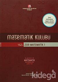 YGS Zor Matematik-1