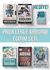 Projelerle Arduino Eğitim Seti (6 Kitap)