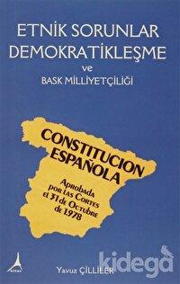Etnik Sorunlar Demokratikleşme ve Bask Milliyetçiliği