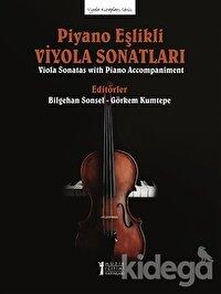 Piyano Eşlikli Viyola Sonatları