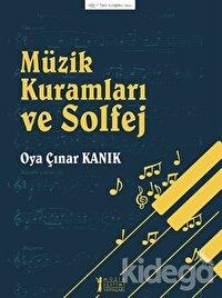 Müzik Kuramları ve Solfej - Teori Kitapları Serisi 15
