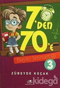 7'den 70'e Beyin Jimnastiği - 3