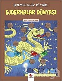 Bulmacalar Kitabı - Ejderhalar Dünyası