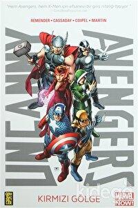 Uncanny Avengers 1 : Kırmızı Gölge