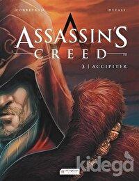 Assassin's Creed 3. Cilt - Accipiter