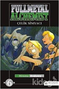 Fullmetal Alchemist - Çelik Simyacı 6