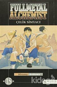 Fullmetal Alchemist - Çelik Simyacı 15