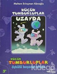 Küçük Tumburluplar - Öykülü Boyama Kitabı