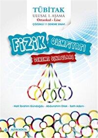 Tübitak Ulusal Fizik Olimpiyatı Deneme Sınavları Ortaokul - Lise (1. Aşama)