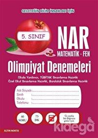 Nar Olimpiyat Denemeleri 5. Sınıf Matematik - Fen