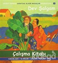 Dev Şalgam Çalışma Kitabı