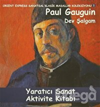 Dev Şalgam Aktivite Kitabı